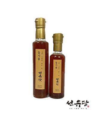 선유당 들기름 250㎖ (수입산)